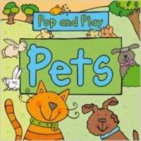 [现货]Pop and Play: Pets
