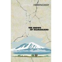 乞力马扎罗的雪 英文原版 Snows of Kilimanjaro 海明威短篇小说集 Ernest Hemingway