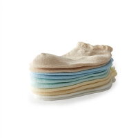 宝宝男女童夏季男孩儿童棉袜短袜婴儿宝宝春秋薄款婴儿袜子棉