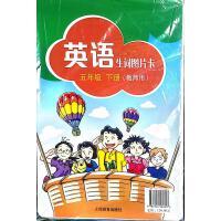 2021春英语口语交际生词图片卡教师用5/五年级下册上海教育出版社