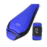 新款保暖羽绒睡袋百搭户外保暖超蓬松 成人睡袋
