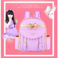 书包小学生1-3-4-6年级儿童女孩一年级背包韩版女童书包可爱公主