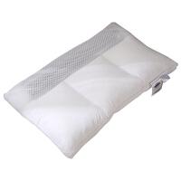 柔软枕芯 枕头荞麦枕超细纤维羽丝绒枕头 酒店枕一个 一对拍2 克莉丝荞麦枕(一个装)