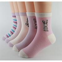 女童袜子春夏季薄款儿童棉袜全棉吸汗透气小中大童