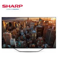 夏普(SHARP) LCD-65MY8008A 65英寸蓝牙连接液晶智能4K超高清网络液晶平板电视机
