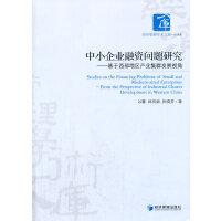 中小企业融资问题研究――基于西部地区产业集群发展视角