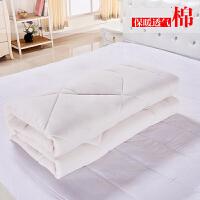 棉花被芯长绒棉冬被被褥单人双人春秋被芯加厚保暖棉被子sPP 13斤棉花被 标准单人:1500x200