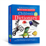 Scholastic Children's Dictionary 学乐儿童字典 ISBN9789810921705