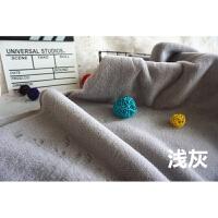 仿獭兔毛皮草面料毛绒布料柜台围巾布背景布DIY服装人造毛布k