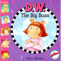 D.W. the Big Boss 朵拉说了算(亚瑟小子图画故事书) ISBN 0316733953