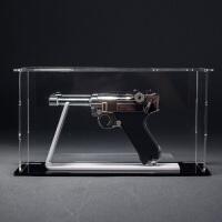 德国鲁格卢格P08 1:2.05 全金属可拆卸 手枪模型 MX7219-0091