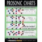 【预订】Fretboard Chord Charts for Guitar - Volume 1