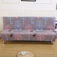 沙发床套罩无扶手折叠沙发套简易沙发罩全包套全罩无缝隙通用y