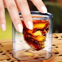 骷髅杯头骨杯 禁锢海盗红酒杯 烈酒杯