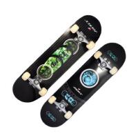 儿童户外滑板双翘板枫木专业公路刷街代步成人儿童滑板