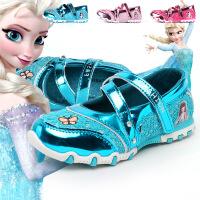 春季童鞋女童公主鞋蕾丝卡通蝴蝶可爱女童鞋清新儿童单鞋