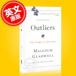现货 异类 不一样的成功启示录 英文原版 Outliers: The Story of Success 格拉德威尔 M
