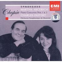 肖邦钢琴协奏曲全集(CD)