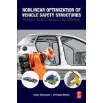 【预订】Nonlinear Optimization of Vehicle Safety Structures: Mo