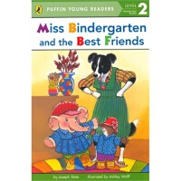 Miss Bindergarten and the Best Friends宾得小姐和她*好的朋友ISBN978044