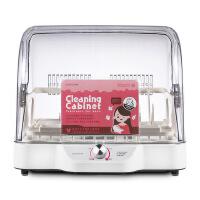 北欧欧慕H33UV烘碗机防尘节能大容量餐具沥水烘干家用台式保洁柜