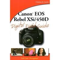 [C165] Canon EOS Rebel XSi/450D Digital Field Guide 佳能数码相机指
