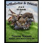【预订】Wilhelmina & Friends: A to Z of Animals