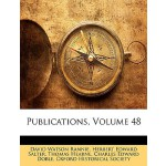 【预订】Publications, Volume 48