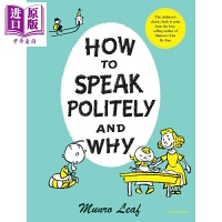 【中商原版】How To Speak Politely