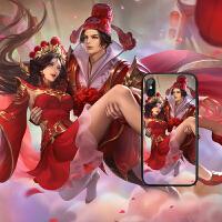王者荣耀手机壳iPhone/VIVO/OPPO支持【任意皮肤】【任意机型】38 孙悟空-大圣娶 【留言手机型号】