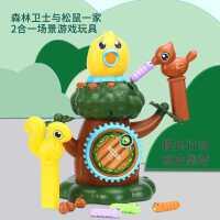 啄木鸟玩具捉虫儿童男孩女孩精细动作早教益智思维训练小鸟吃虫子