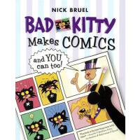 【预订】Bad Kitty Makes Comics