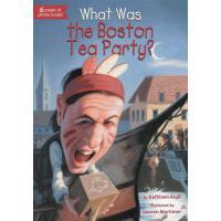 现货 What Was the Boston Tea Party?
