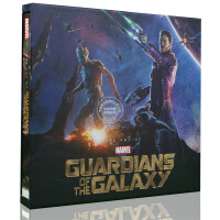 现货 英文原版 Art of Marvel's Guardians of the Galaxy 银河护卫队1