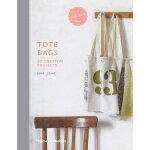 A Craft Studio Book: Tote Bags: 20 Creative Projects 手提袋购物袋