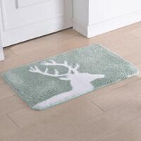 入户门口地垫加厚卫生间门垫客厅卧室地毯厨房吸水脚垫浴室防滑垫