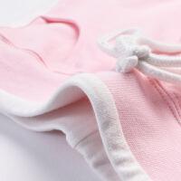儿童家居服女童薄款夏季短袖睡衣宝宝中大童空调服套装