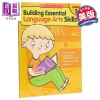 【中商原版】Building Essential Language Arts Skills: Grade 3 学乐建立基