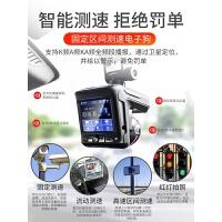 行车记录仪双镜头高清夜视新款汽车载测速一体机倒车影像全景