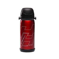 (PU RUN) 304不锈钢真空杯 保温杯运动杯旅行保温保冷杯800ML 酒红色