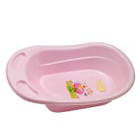 【当当自营】日康 贝比浴盆 RK-3691 颜色随机 澡盆/婴儿浴盆/洗澡沐浴用品 新旧替换中