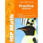 【预订】Harcourt School Publishers Math: Practice Workbook Stud
