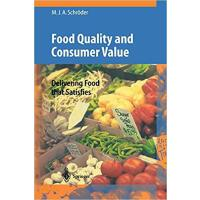 【预订】Food Quality and Consumer Value 9783642078705
