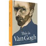 This is Van Gogh这是梵高 英文原版 精装书 This is这就是系列艺术家小传故事大师作品画集 Lau