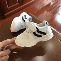 女宝宝运动鞋男童女童春鞋婴儿学步鞋子0-1-3岁春秋2透气防滑软底