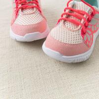 davebella戴维贝拉儿童运动鞋女童鞋2020新款春季宝宝鞋子DB12847