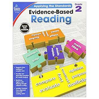 【预订】Evidence-Based Reading, Grade 2 预订商品,需要1-3个月发货,非质量问题不接受退换货。