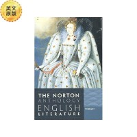 英文原版 诺顿英国文学选集 The Norton Anthology of English Literature