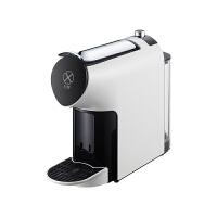 小米有品心想(SCISHARE)智能胶囊咖啡机 家用手机软件控制全自动咖啡机 独立双管路设计亦是即热饮水机