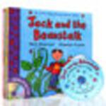 英文原版 Nick Sharratt Fairy Tales传统童话故事翻翻书Flap 6册+1CD